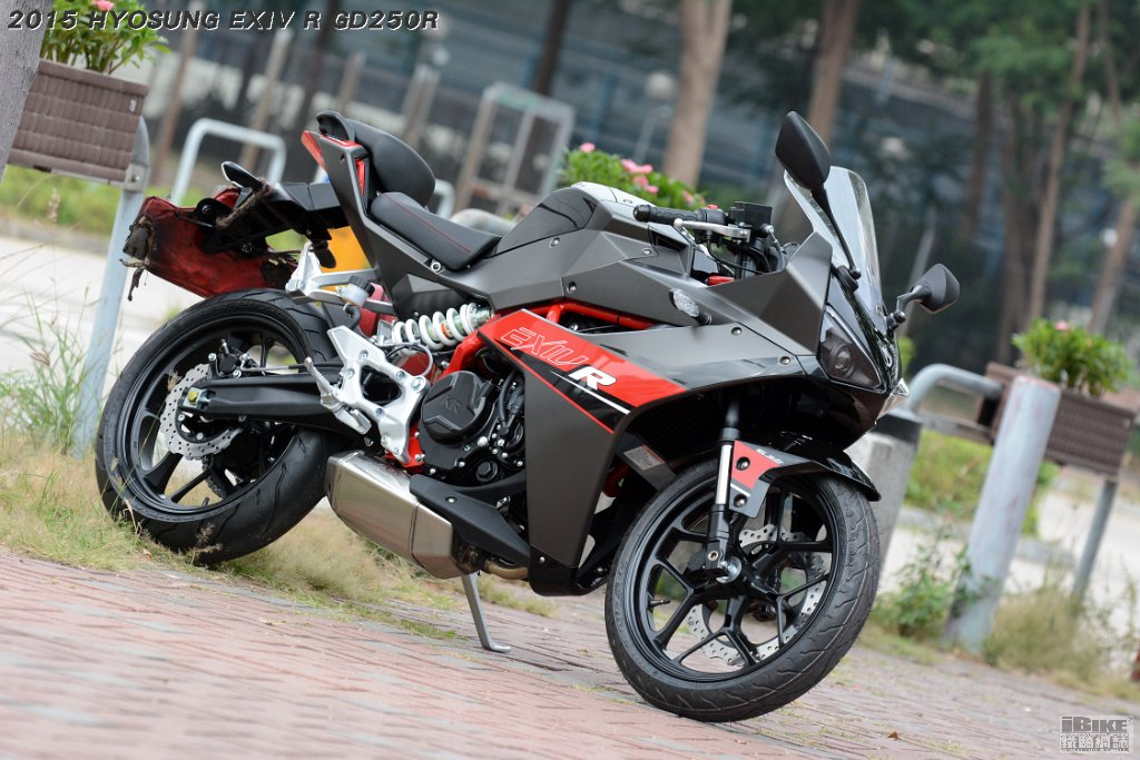 Hyosung GD250R coming in 2015