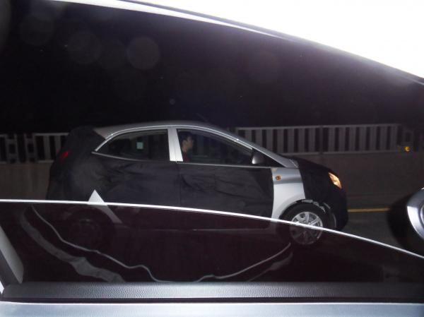 Hyundai Eon begins testing