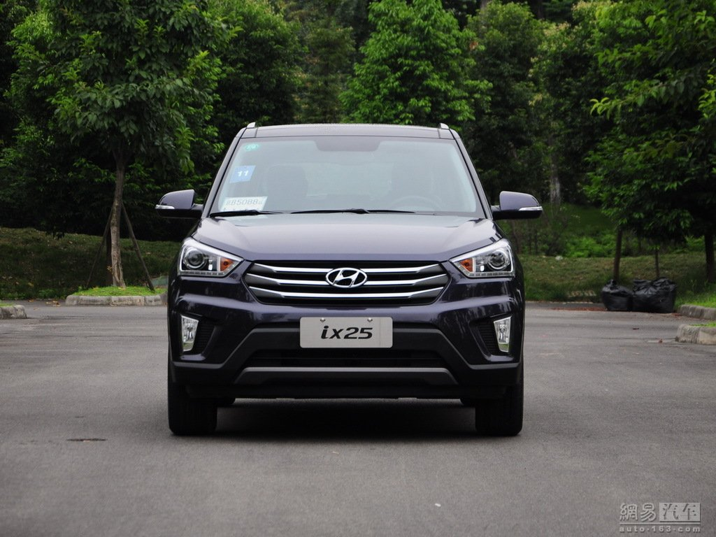 Hyundai ix25 and i20 Cross launching in 2015