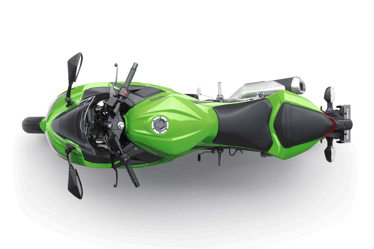 Kawasaki Ninja 300 ABS coming in 2015?