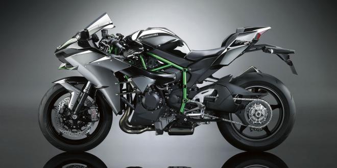 Kawasaki now officially accepting bookings for Ninja H2