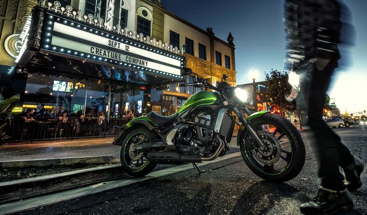 650cc Kawasaki Vulcan S coming to India?