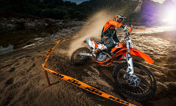 EXCLUSIVE! KTM planning 500 EXC for India