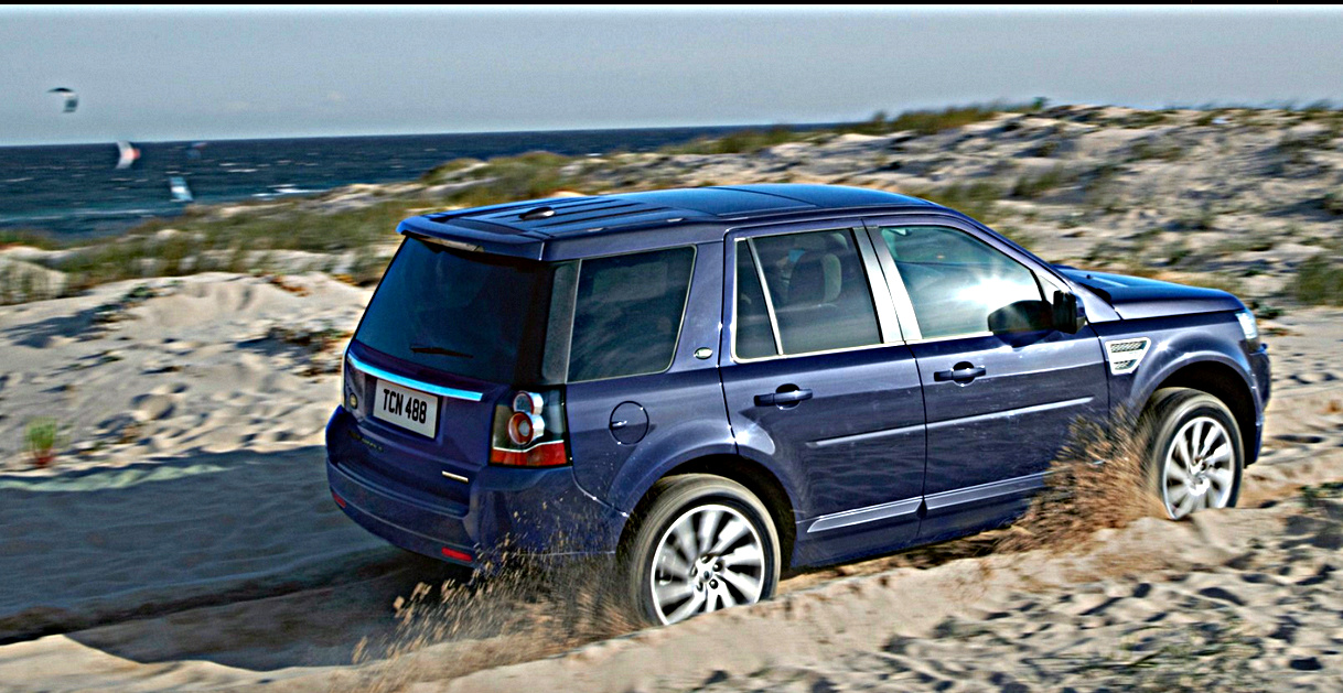 Land Rover Freelander 2 for Rs. 39.22 lakh
