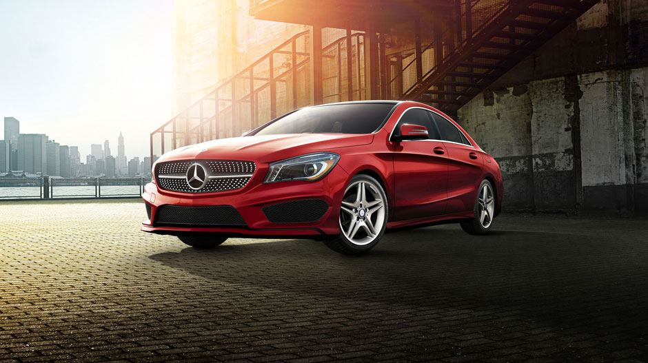 Mercedes-Benz CLA coming in January 2015