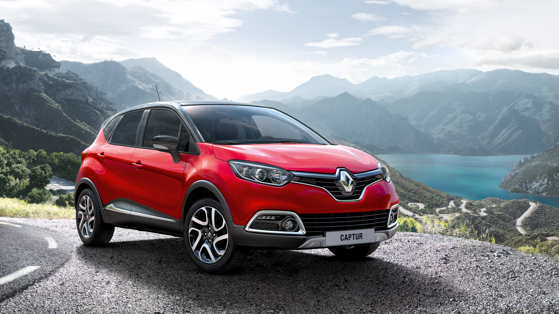 Renault Captur compact-SUV in 2016