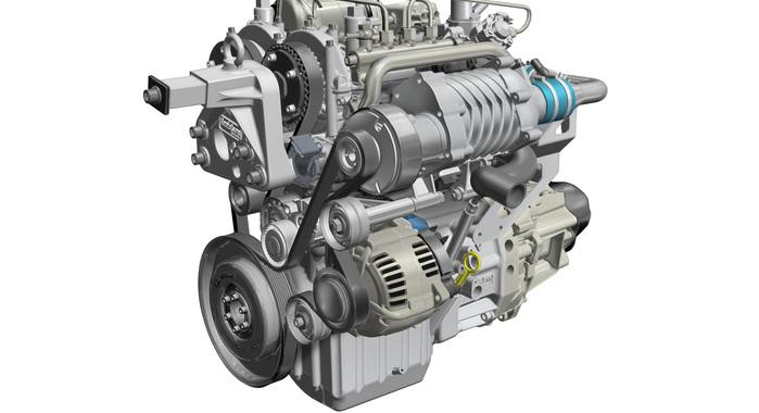 Renault's 2-stroke diesel engine