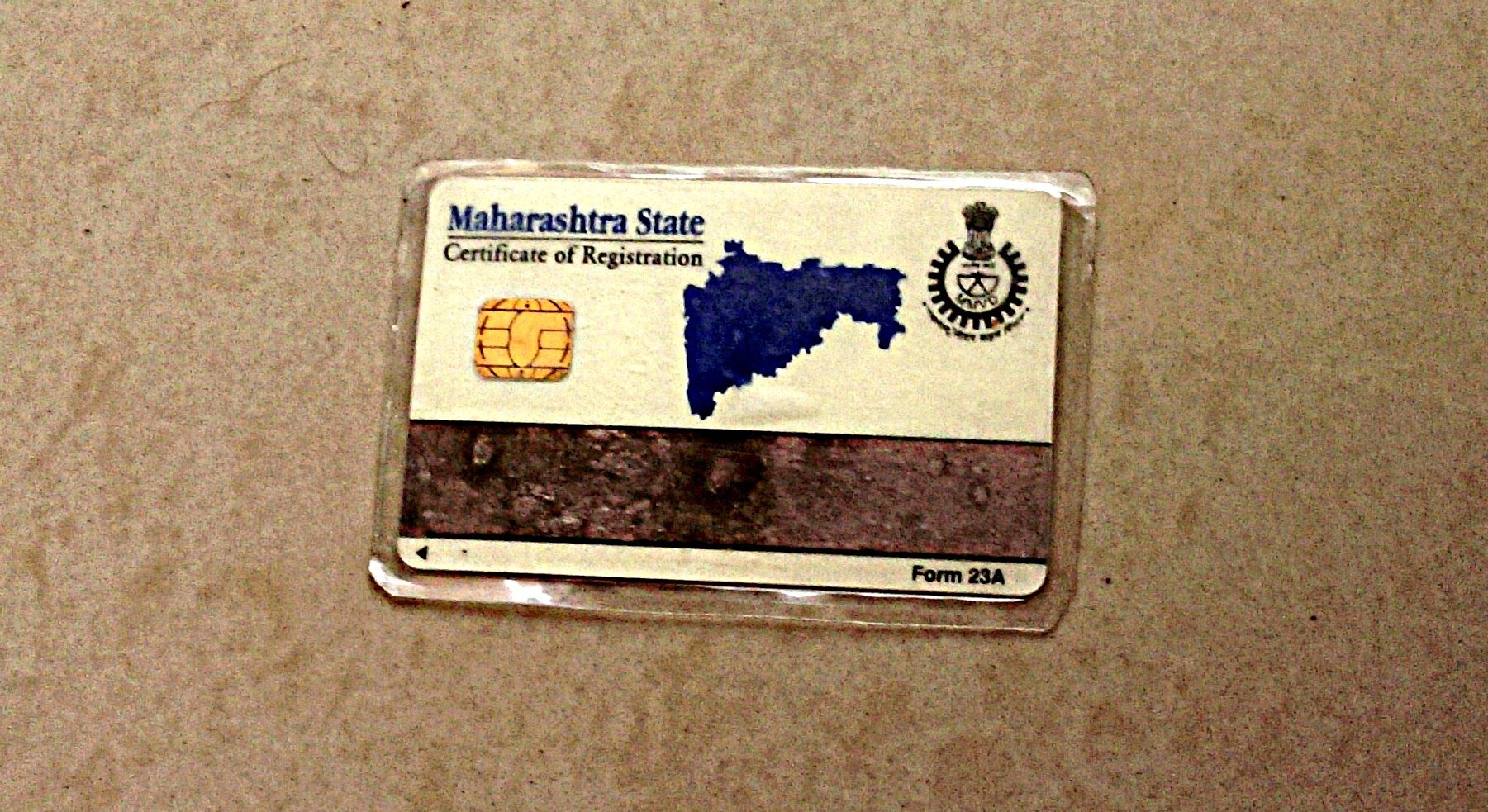 Smart card registration to be stopped?