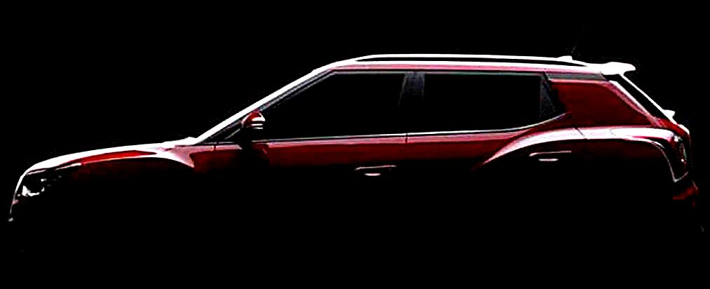 2015 SsangYong Tivoli compact-SUV revealed, India-bound?