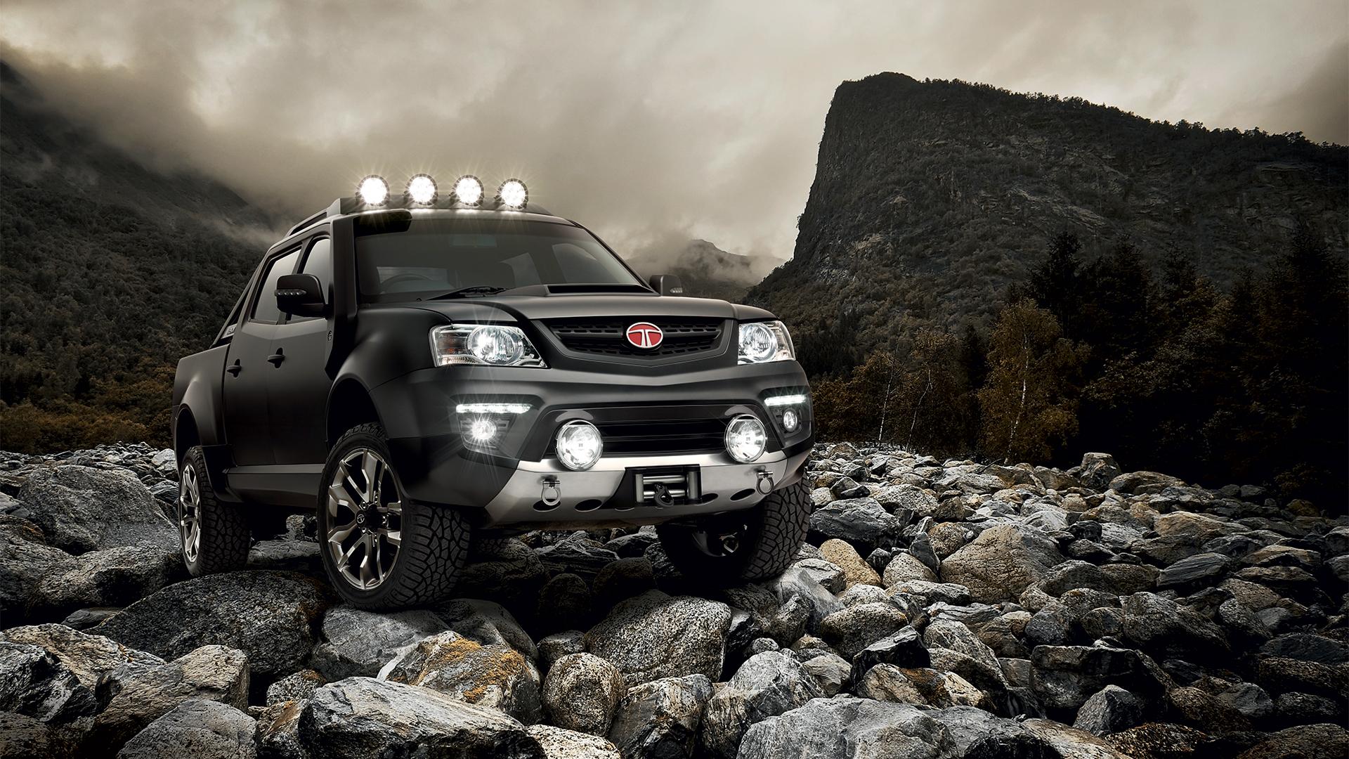 Tata working on next-generation Xenon pick-up