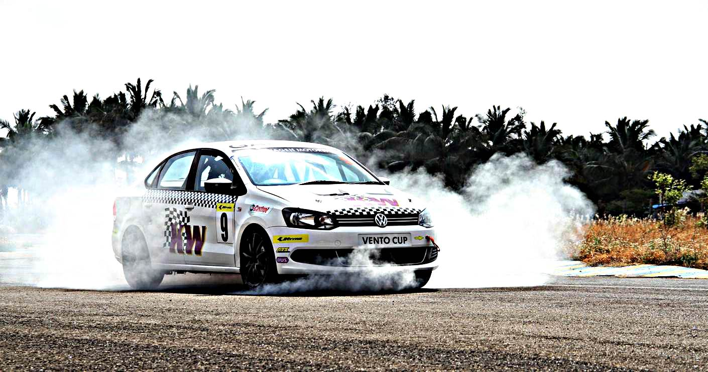 Volkswagen Vento Cup will replace Polo Cup from 2015