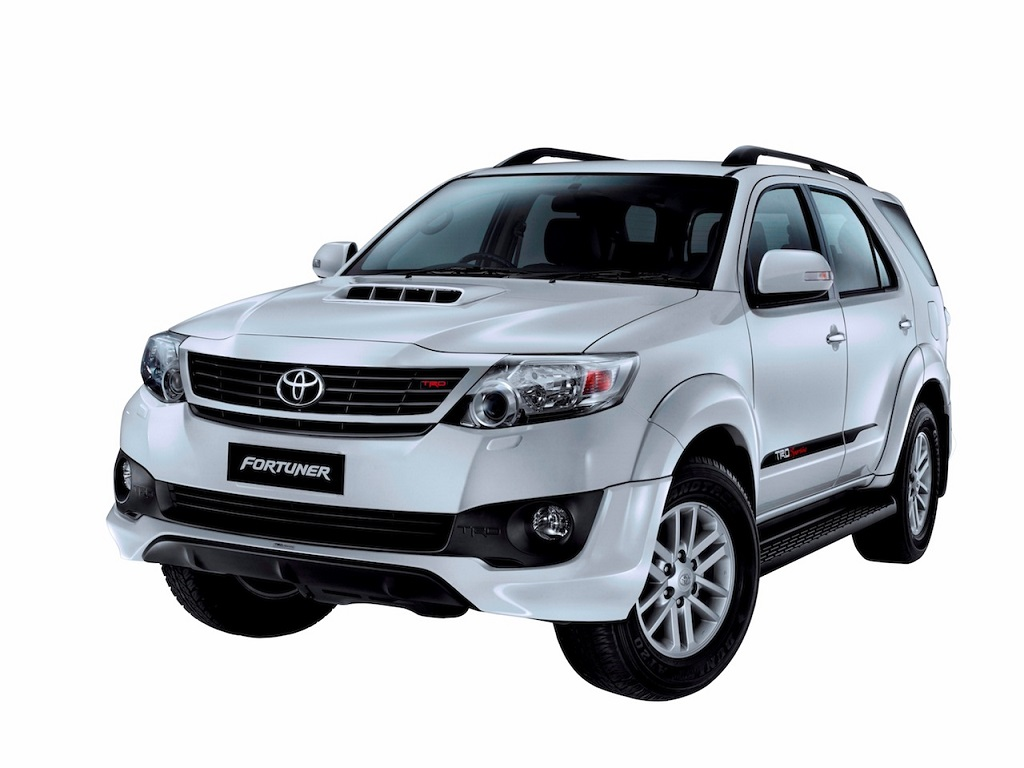 2 5l toyota fortuner trd sportivo launched in india