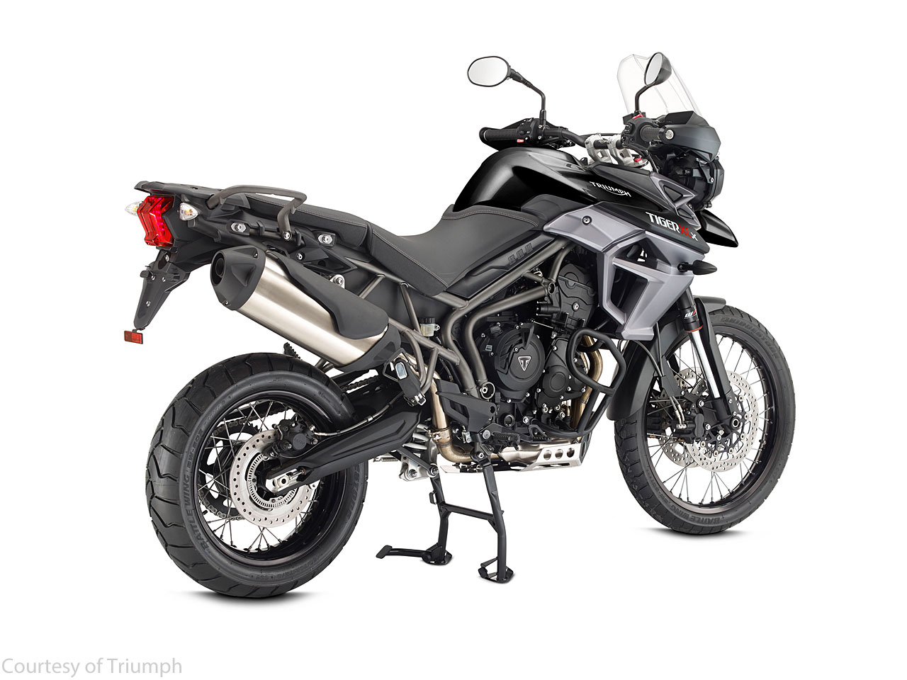 Triumph Tiger 800 Xrx Amp Xcx India Bound In 2015 Shifting