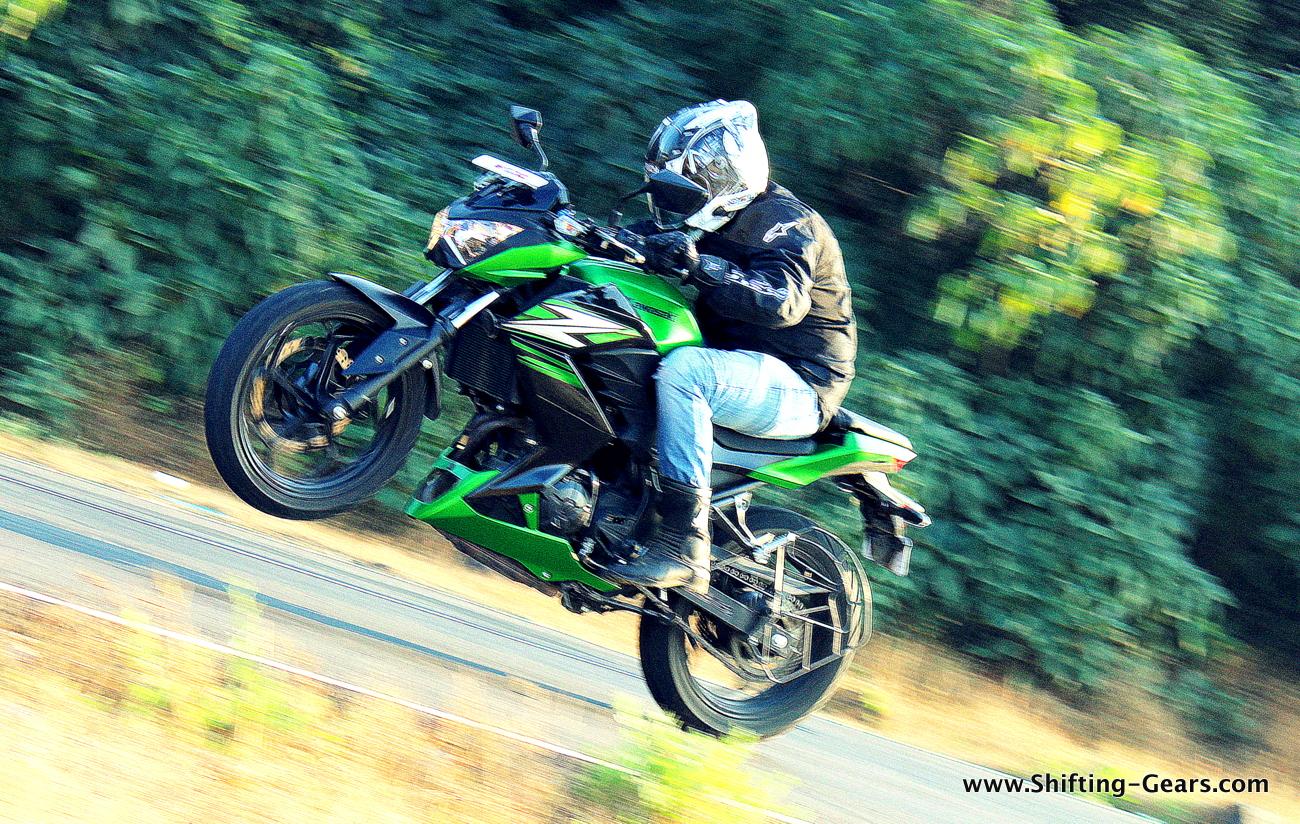 Kawasaki Z250: Review