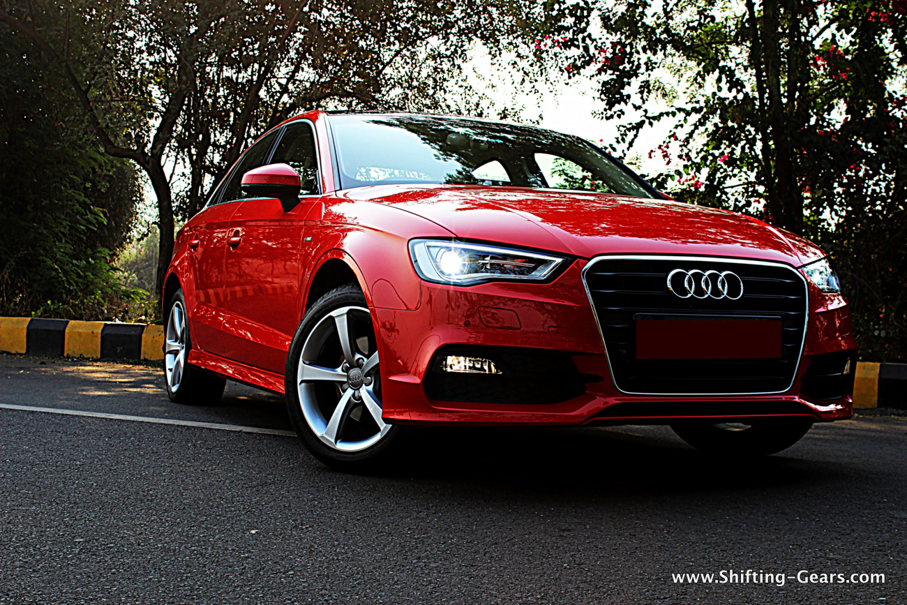Audi A3 photo gallery