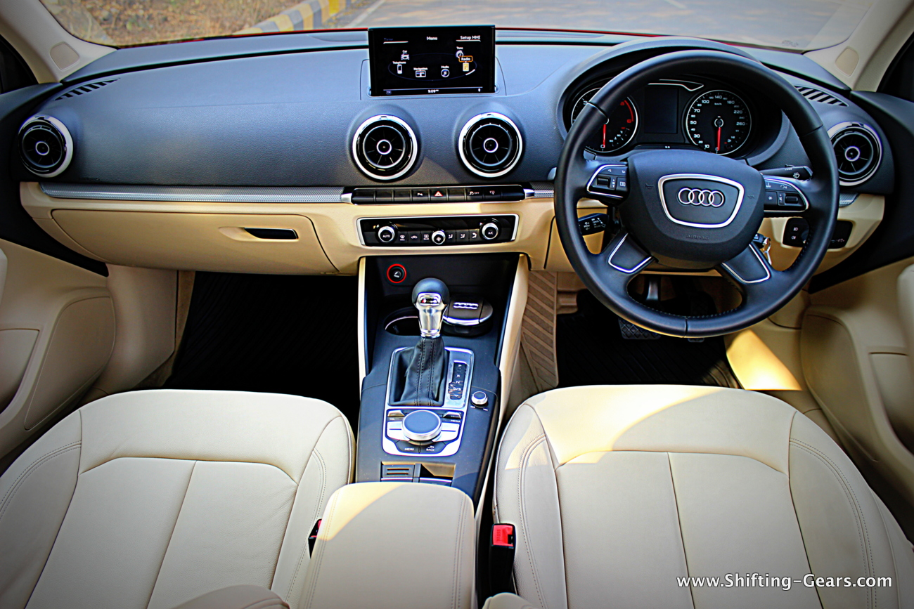 Audi A3 Review ShiftingGears