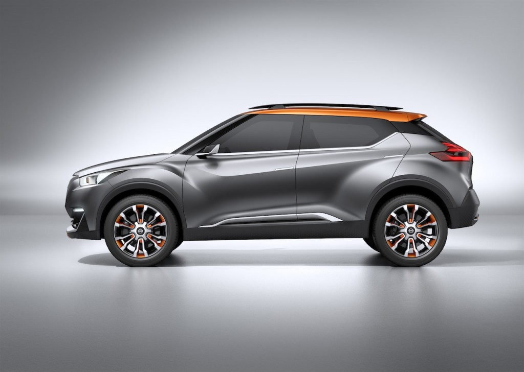 datsun plans compact suv for india shifting gears. Black Bedroom Furniture Sets. Home Design Ideas