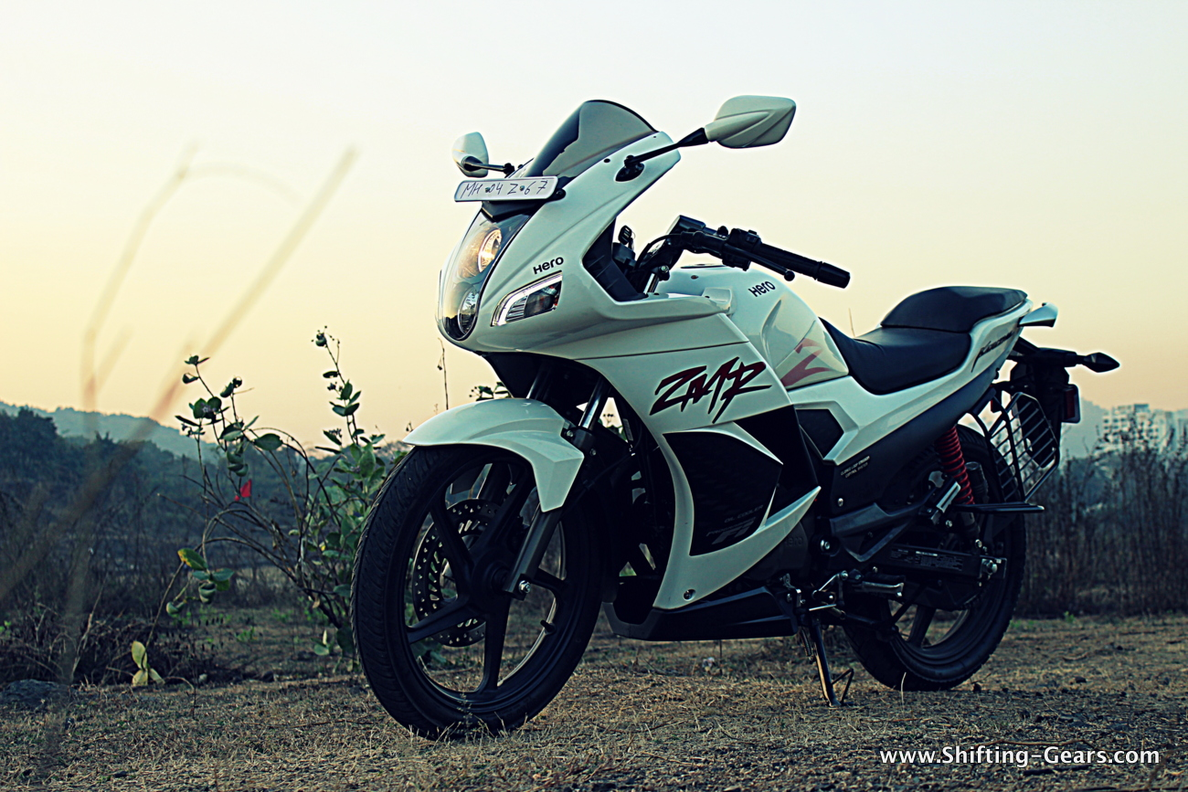 Hero MotoCorp Karizma ZMR photo gallery
