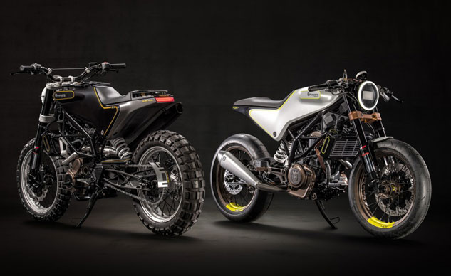 Husqvarna 401 concepts could hit the streets in 2017