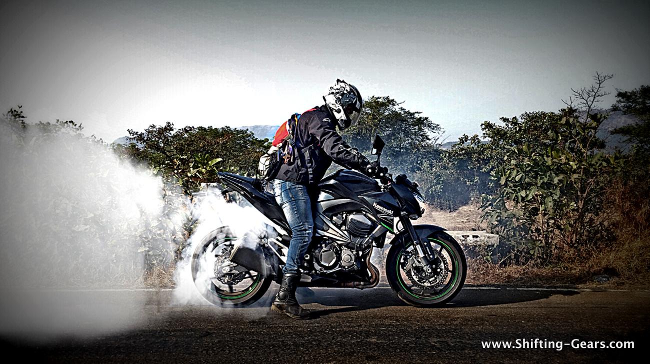 Kawasaki Z800: Review
