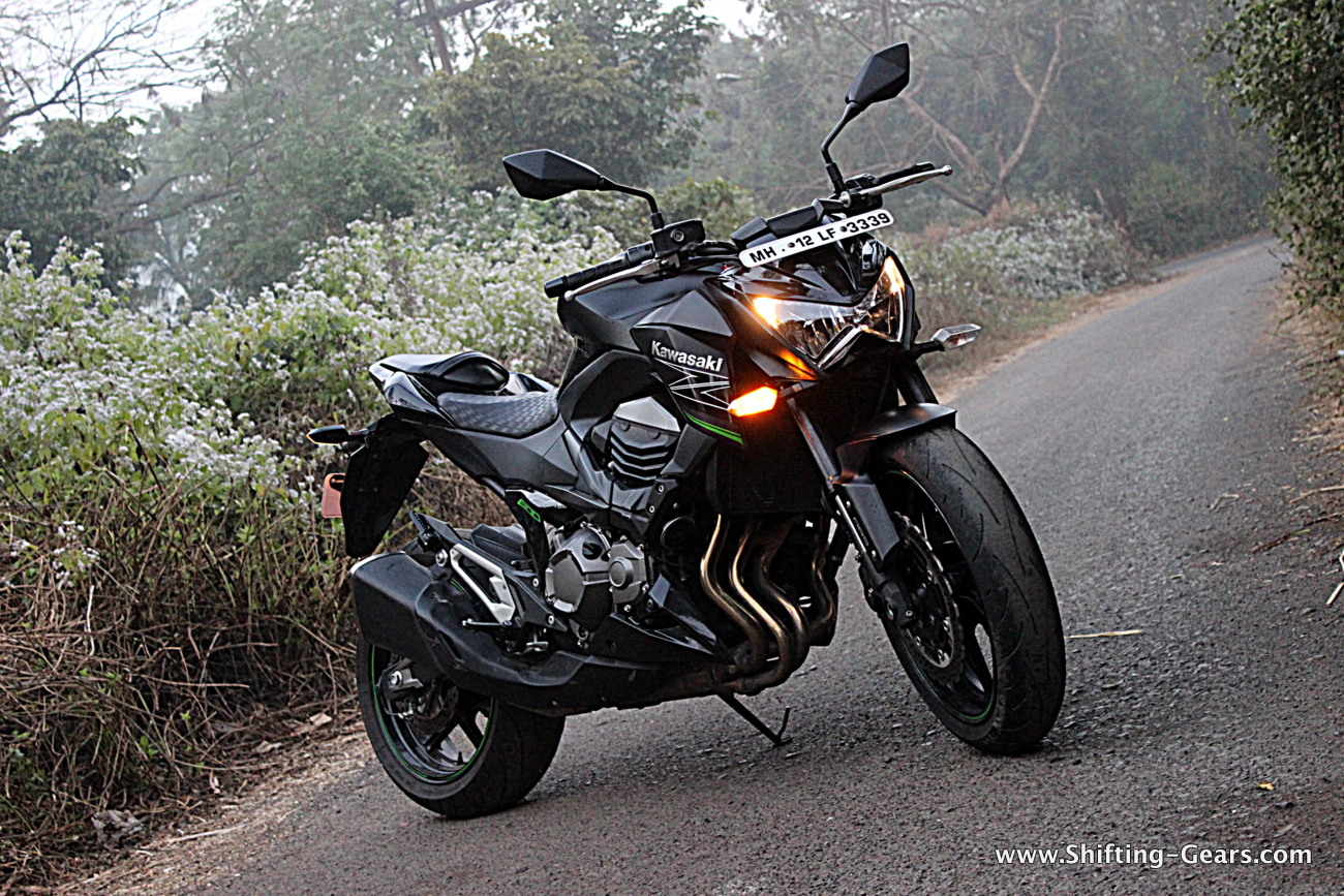 kawasaki z800 review shifting gears. Black Bedroom Furniture Sets. Home Design Ideas