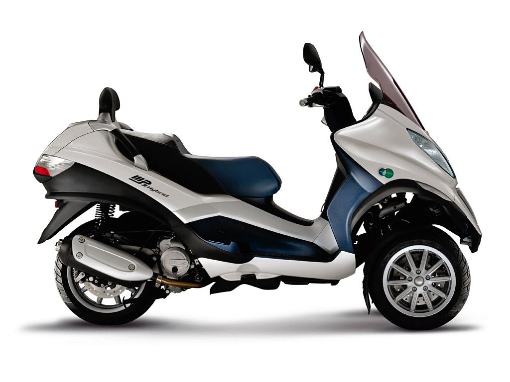 Piaggio Imports 3 Wheeler 125cc Mp3 Scooter For R Amp D