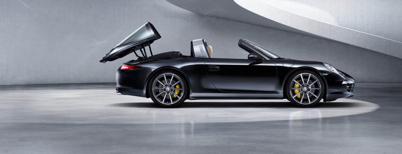 Porsche 911 Targa 4 & 4S launched in India