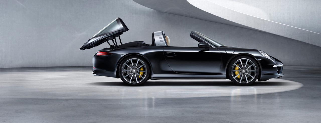 Porsche 911 Targa 4 & 4S launched in India