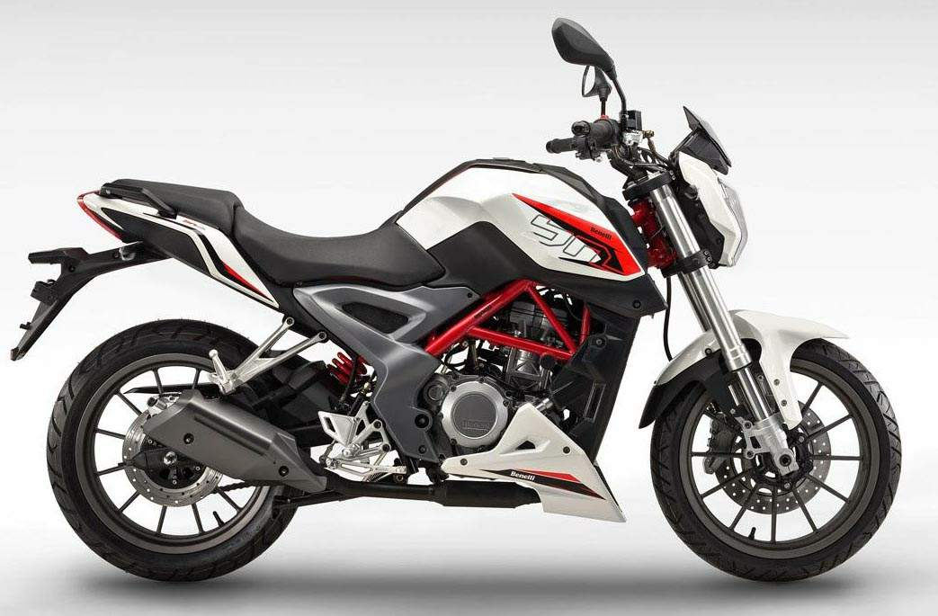 Benelli TNT 250 Could Cost As Much As KTM Duke 390