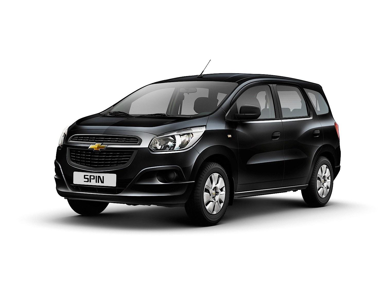 Chevrolet confirms Trailblazer SUV & Spin MPV for India   Shifting-Gears