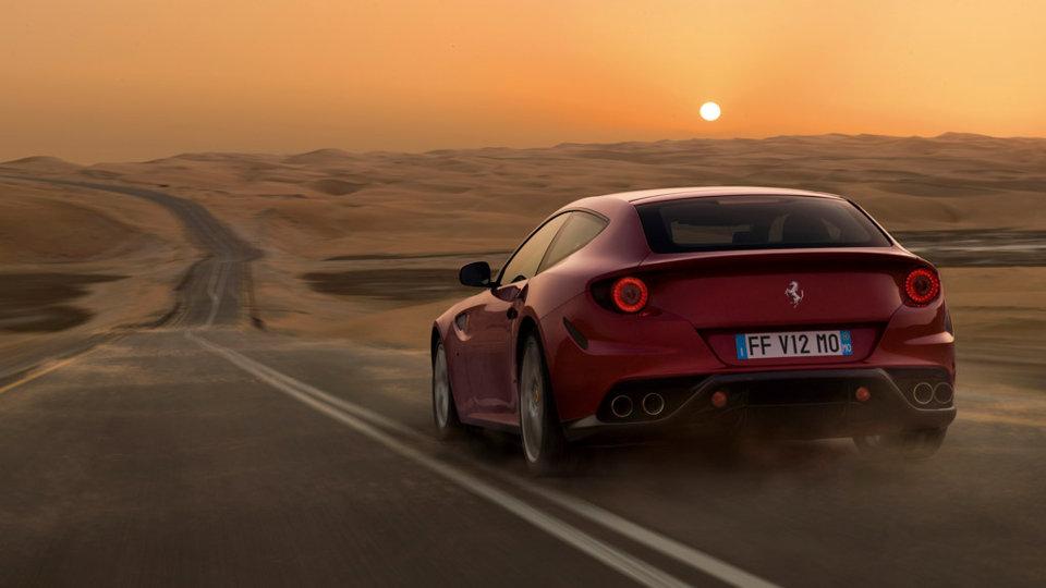 Ferrari Ff Facelift Coming In 2016 Shifting Gears
