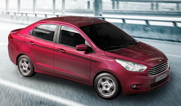 Fords New Compact Sedan Will Be Called Figo