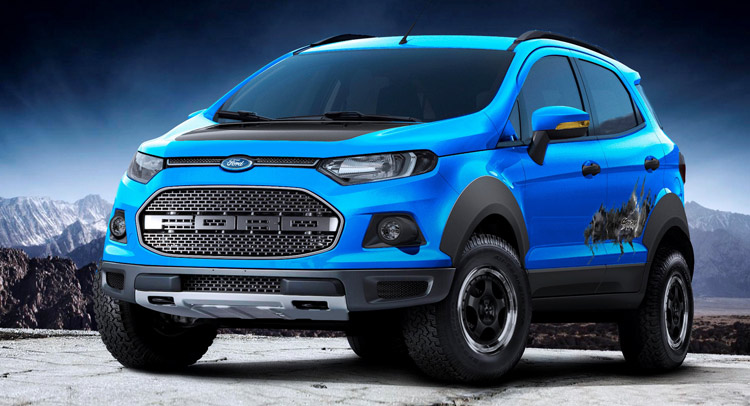 Image Result For Ford Ecosport Features