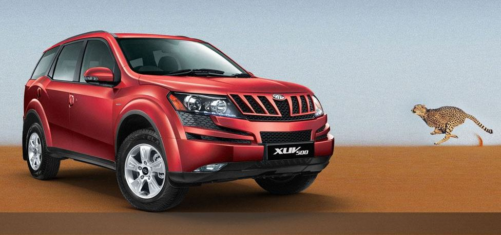 Mahindra XUV5OO with sunroof & electric seats coming soon