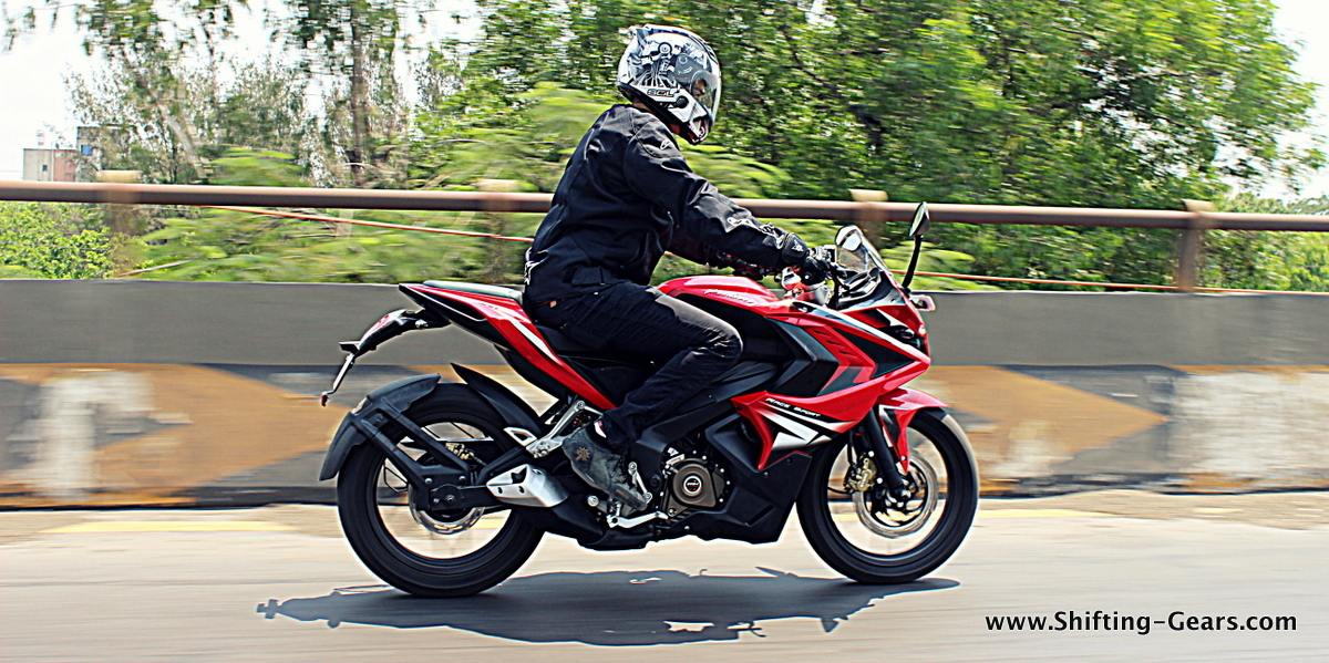 Bajaj Pulsar RS200: Review
