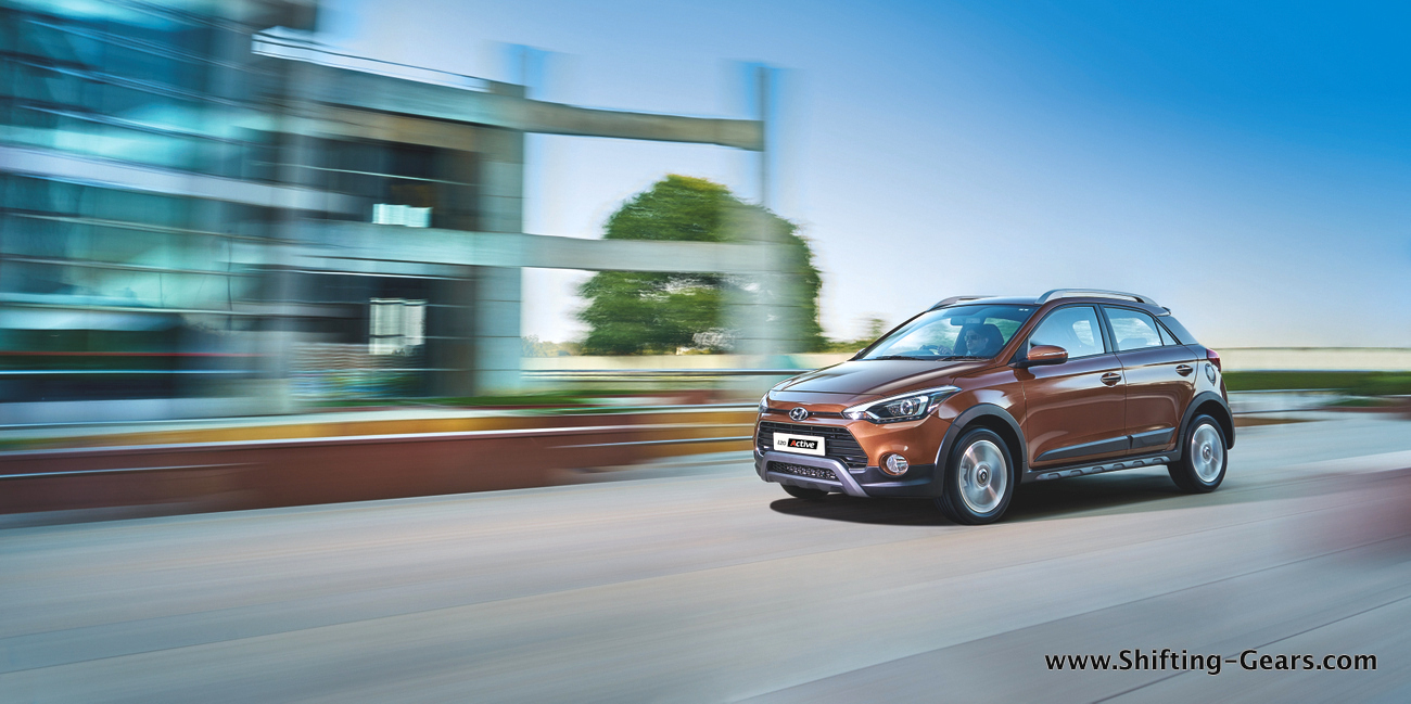 Hyundai i20 Active photo gallery