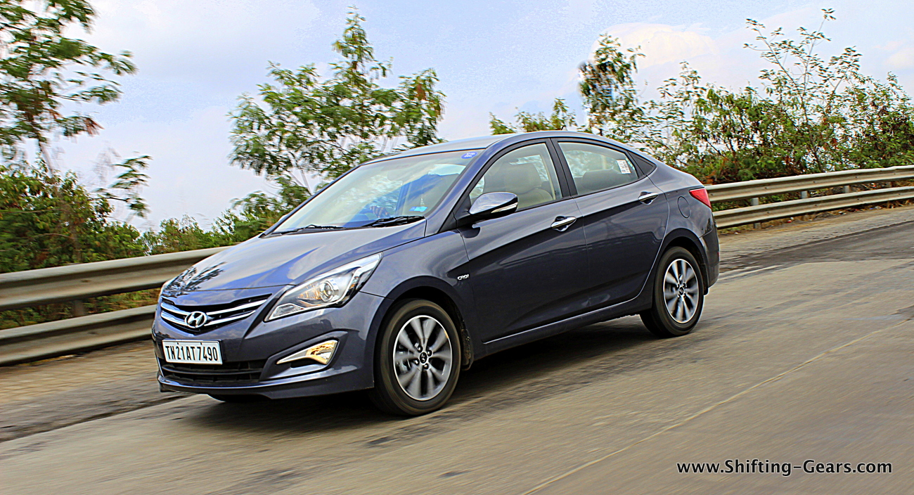 2015 Hyundai Verna 4S Review