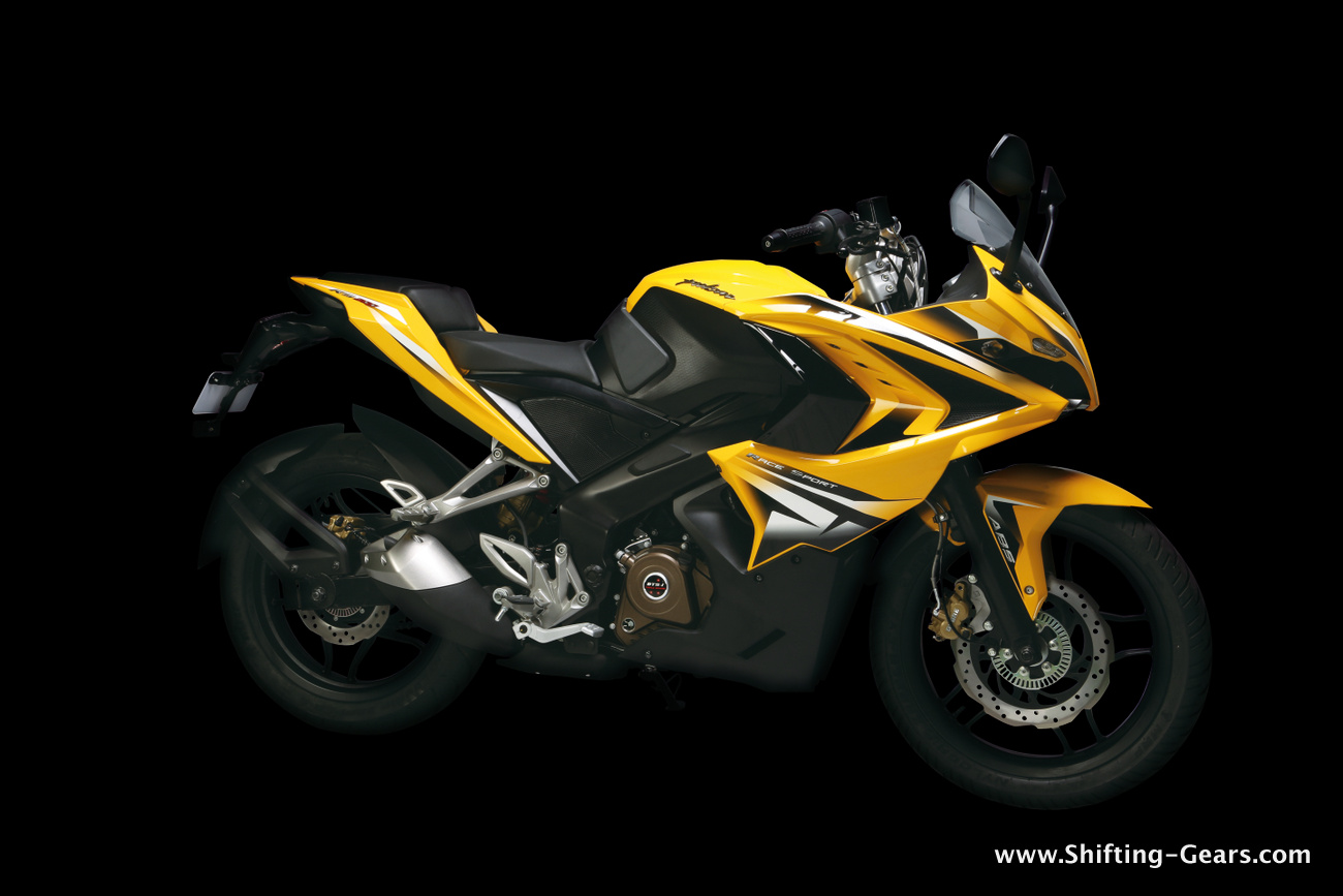 Pulsar RS200 Vs. 200NS - Differences