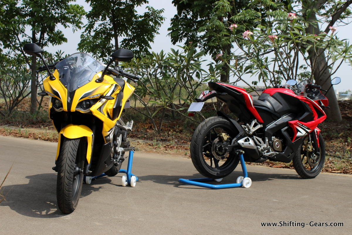 Bajaj Pulsar RS200 - Detailed Review and Picture Gallery