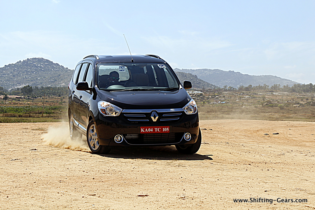 Renault Lodgy photo gallery