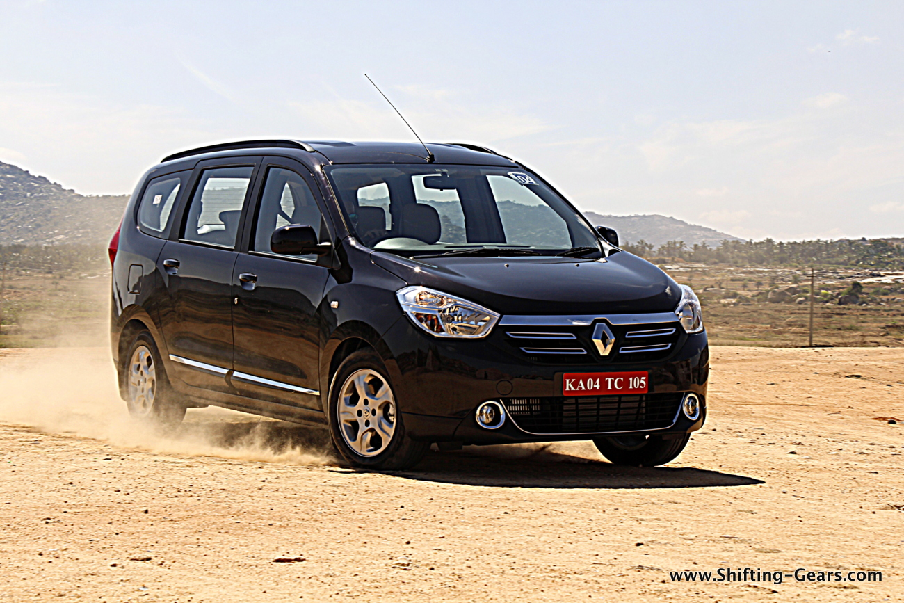 Renault Lodgy: Review