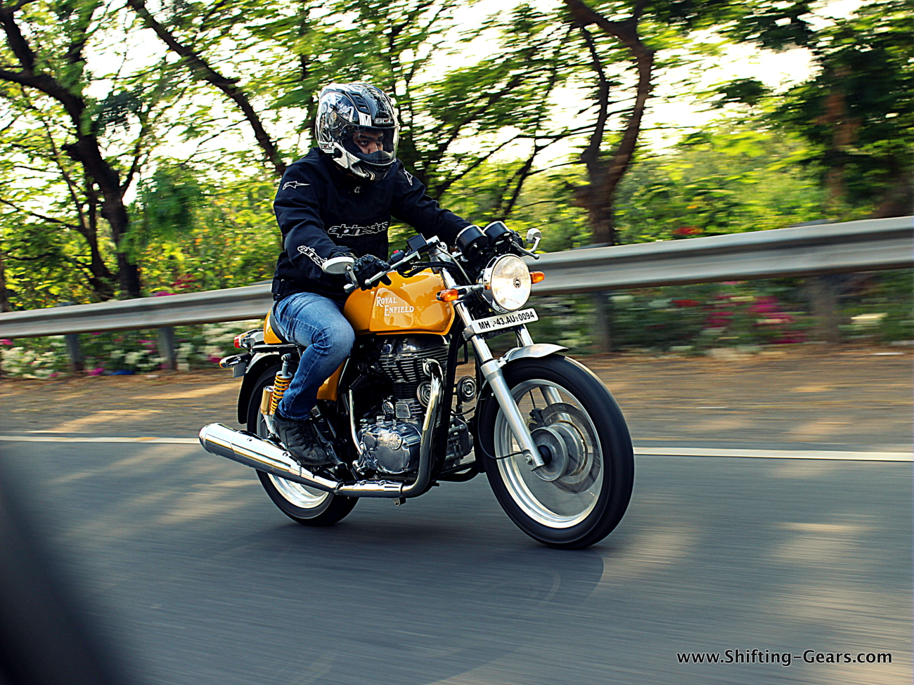 Royal Enfield Continental GT photo gallery