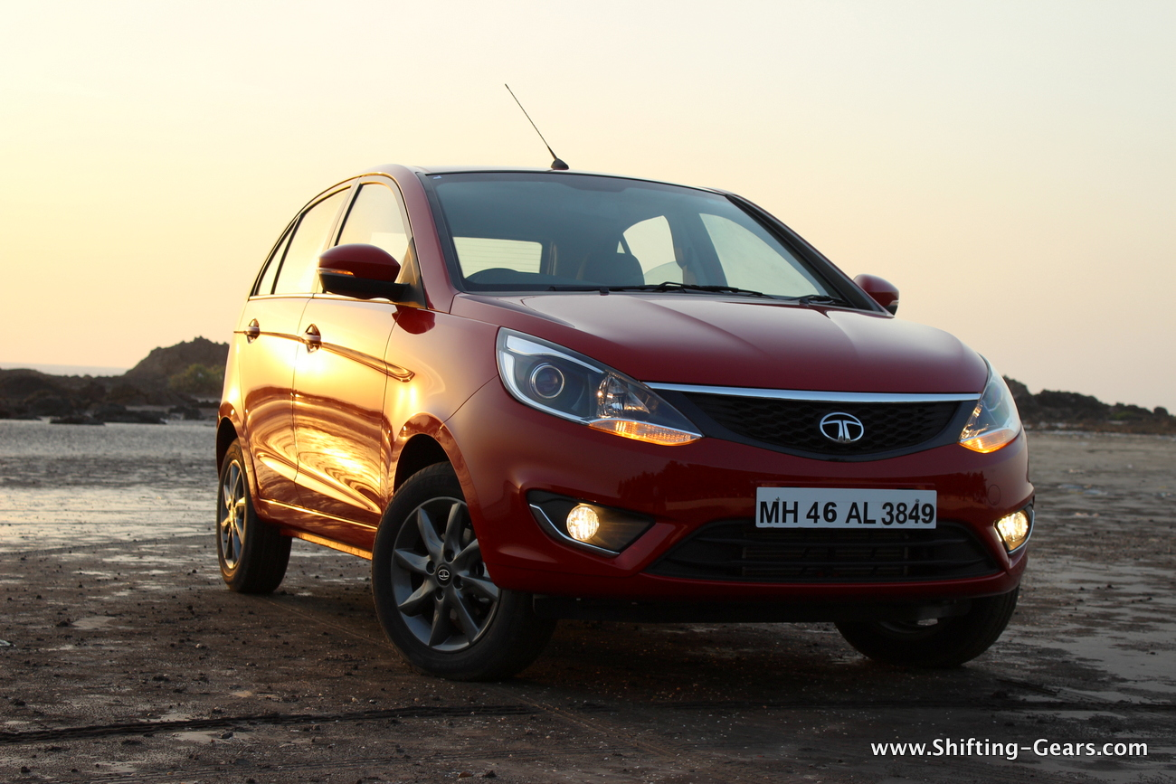 Tata Bolt photo gallery