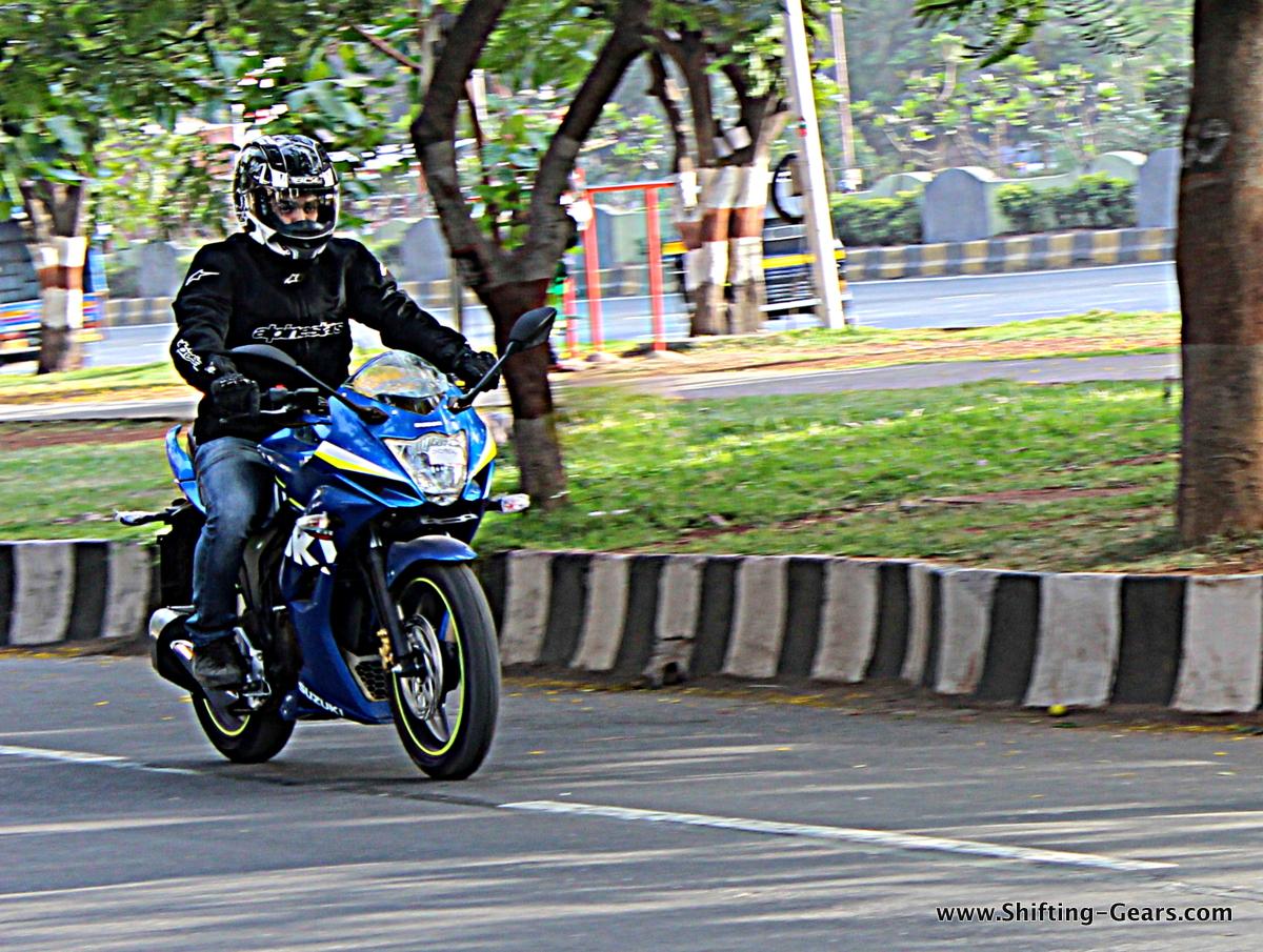 Suzuki Gixxer SF: First Ride Review