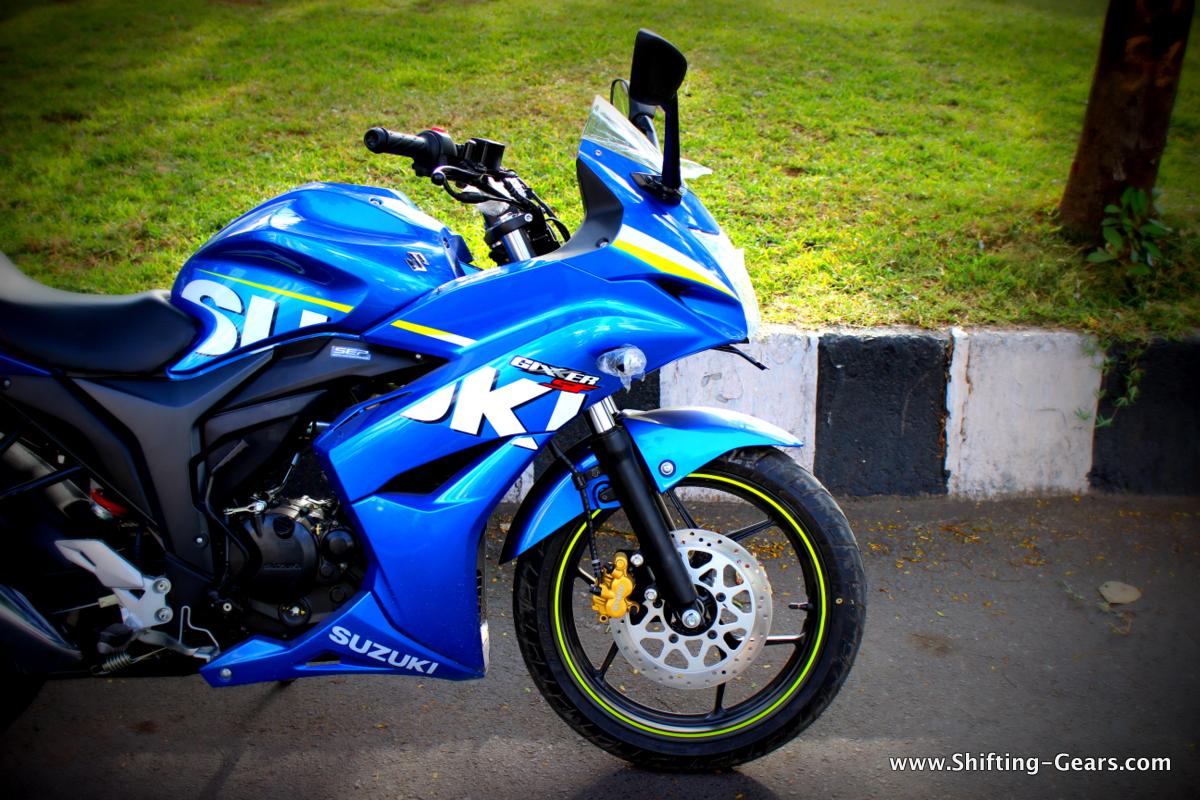 Suzuki Gixxer SF: First Ride Review | Shifting-Gears