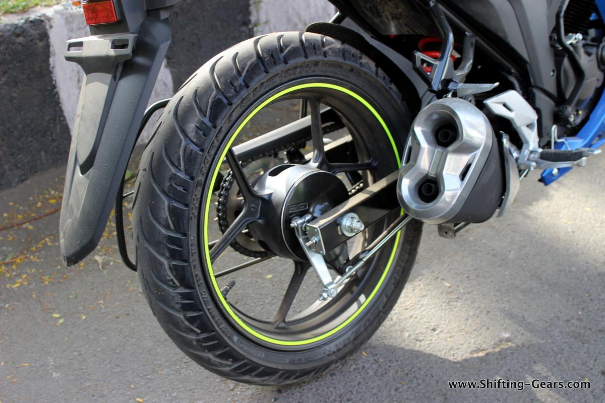 Suzuki Gixxer Spare Parts
