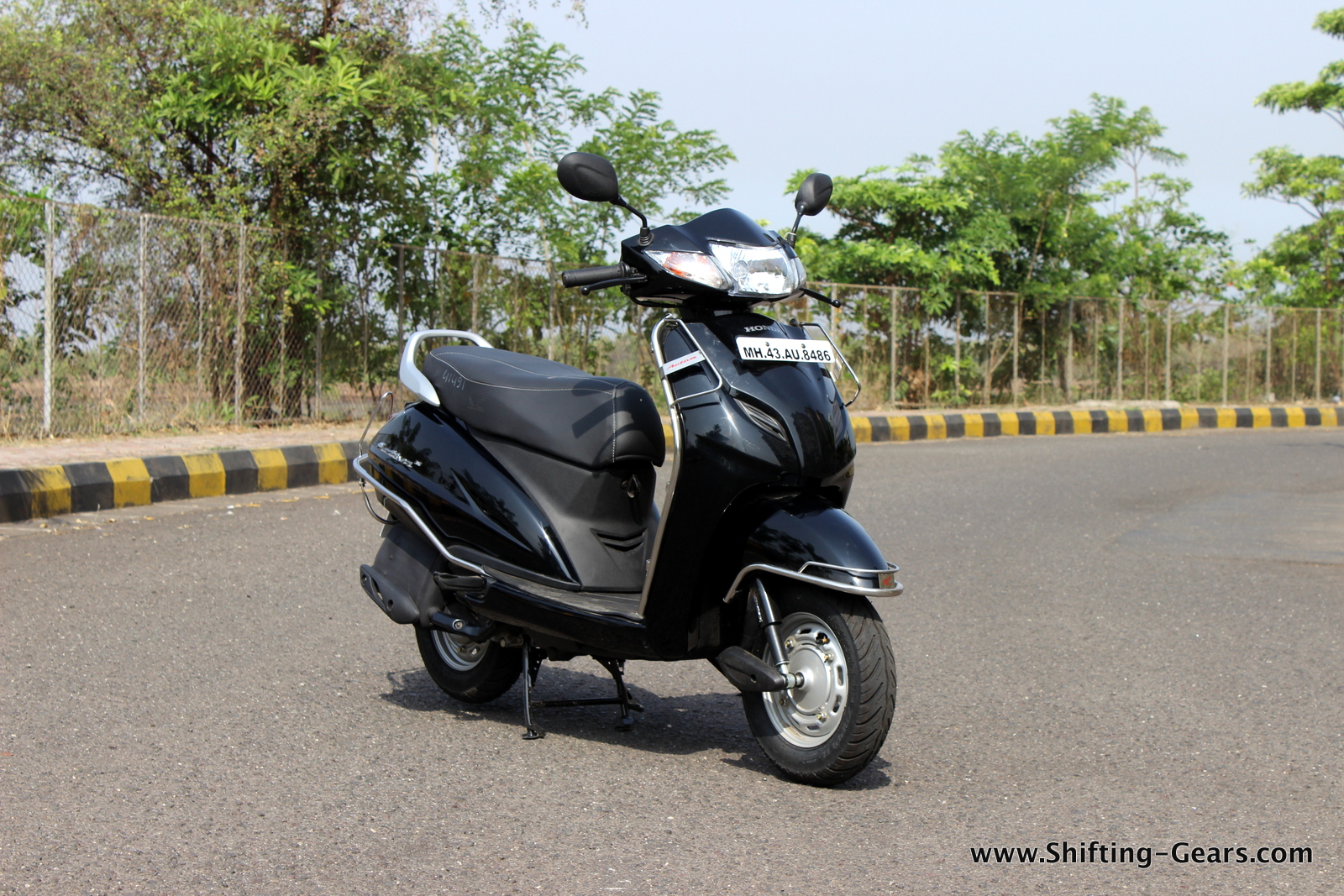 Honda Activa 3G Test Ride Review