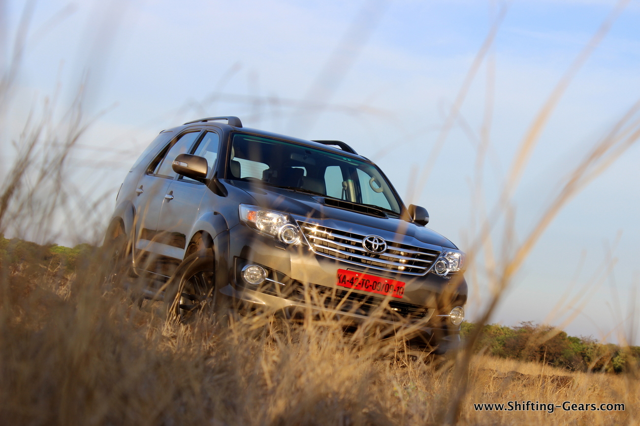 Toyota Fortuner 3.0L 4x4 AT: Review