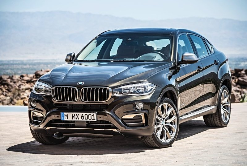 All-new BMW X6 (F16) launch in 2015