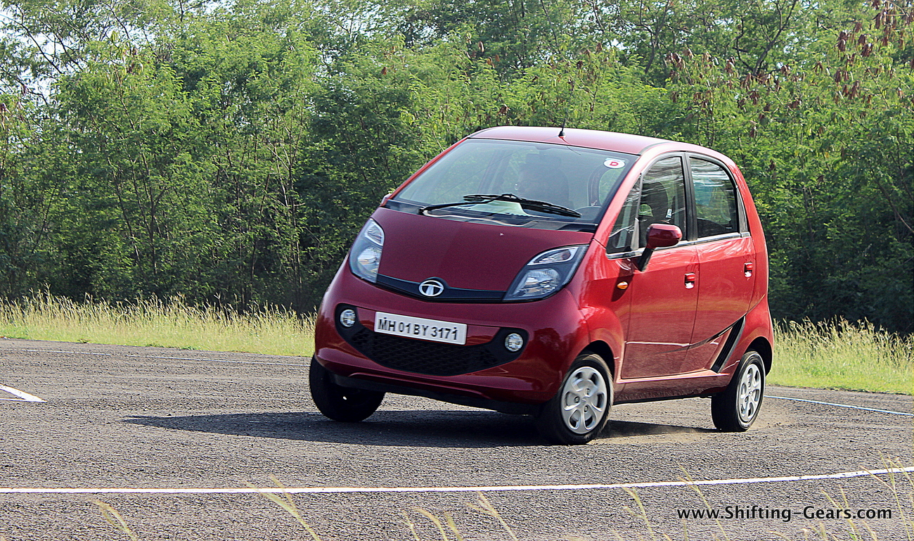 Tata GenX Nano Easy Shift AMT: Review